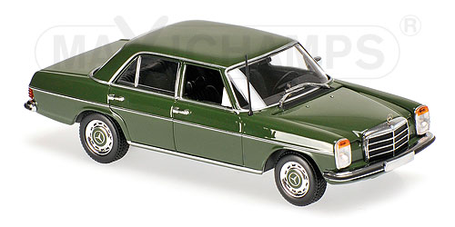 Модель 1:43 Mercedes-Benz 200D (W114/115) - 1973 - DARK GREEN