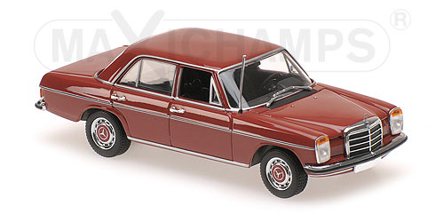 Модель 1:43 Mercedes-Benz 200D (W114/115) - red
