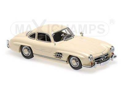 Модель 1:43 Mercedes-Benz 300 SL (W198 I) - cream