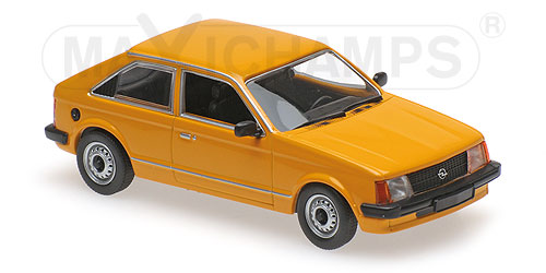 Модель 1:43 OPEL KADETT SALOON - 1979 - ORANGE