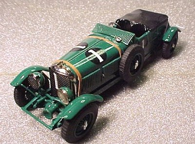 Модель 1:43 Bentley 6.5 Litre №1 Le Mans KIT