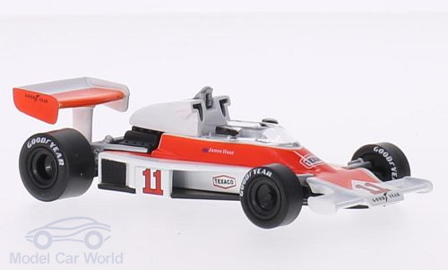 Модель 1:43 McLaren Ford M23 №11 (James Hunt)