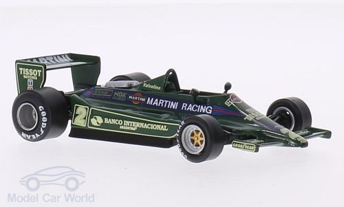 Модель 1:43 Lotus Ford 79 №2 «Martini Racing» (Carlos Alberto Reutemann)