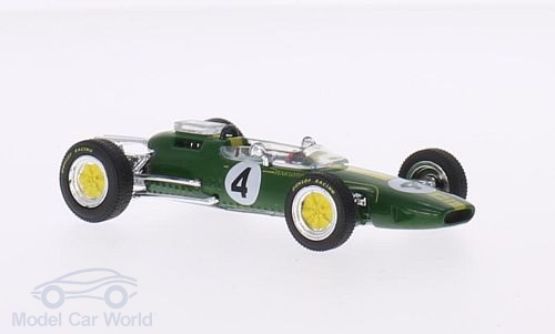 Модель 1:43 Lotus 25 №4 Team Lotus (Jim Clark)