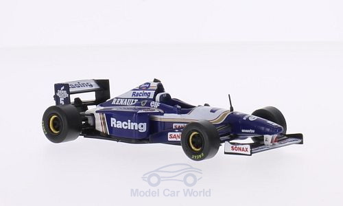 Модель 1:43 Williams Renault FW18 №5 (Damon Hill)