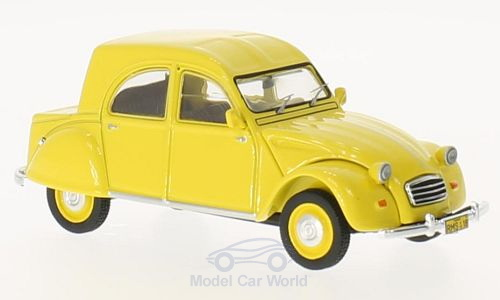 Модель 1:43 Citroen 2CV «Citroneta» (Chile) - yellow