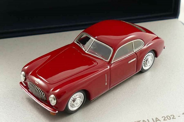 Модель 1:43 Cisitalia 202 (Red) - Special Limited Edition Pininfarina Collection