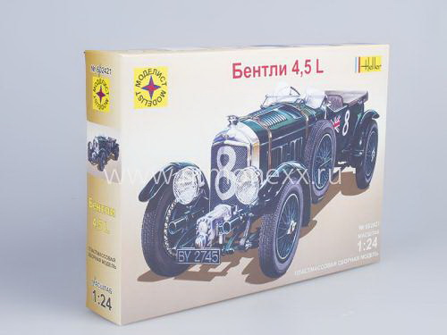 Модель 1:24 Bentley 4.5 Litre KIT