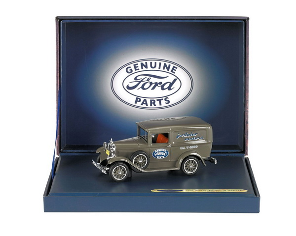 Модель 1:43 Ford Model A Van «Icricho Motors»