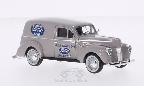 Модель 1:43 Ford Panel Van - Ford Genuine Parts