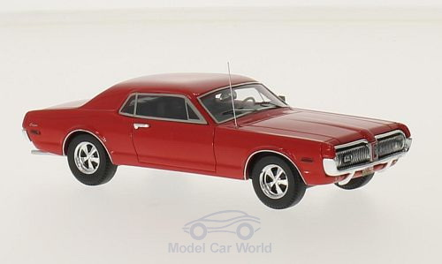 Модель 1:43 Mercury Cougar - red