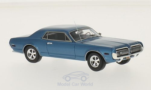 Модель 1:43 Mercury Cougar - blue