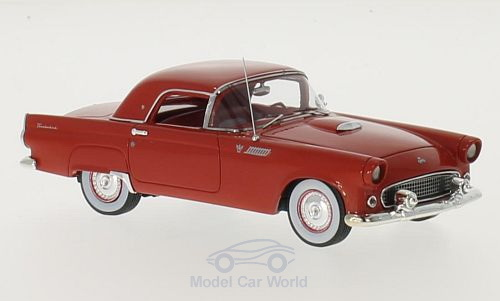 Модель 1:43 Ford Thunderbird Hardtop - Red 1955