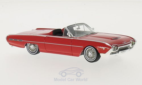 Модель 1:43 Ford Thunderbird Sports Roadster - Red 1962