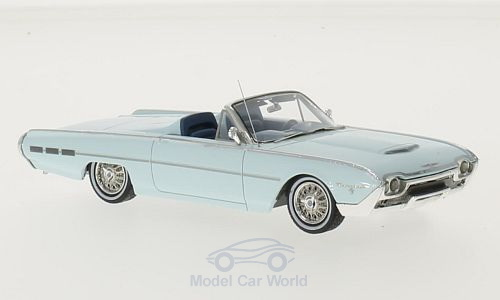 Модель 1:43 Ford Thunderbird Sports Roadster - light blue