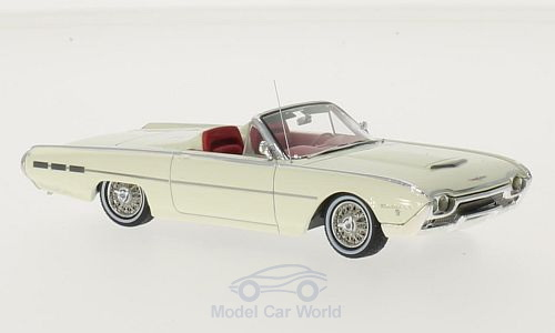 Модель 1:43 Ford Thunderbird Sports Roadster -White 1962