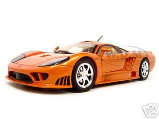 Модель 1:18 Saleen S7 Copper