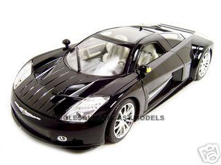 Модель 1:18 Chrysler Me Four Twelve Concept - black