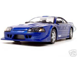 Модель 1:18 Saleen SR - blue