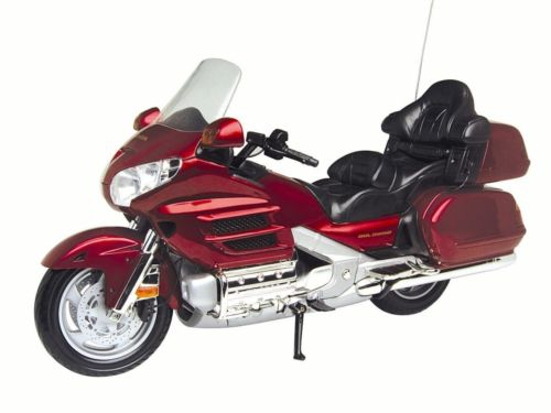 Модель 1:6 Honda GoldWing - red