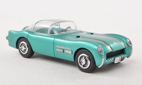 Модель 1:43 US Dreamcar - green met (L.E.300pcs)