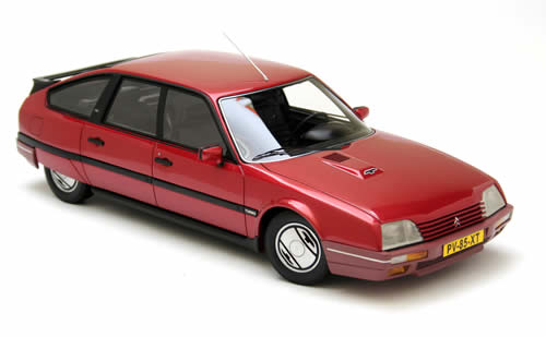 Модель 1:18 Citroen CX GTi Turbo II - red met