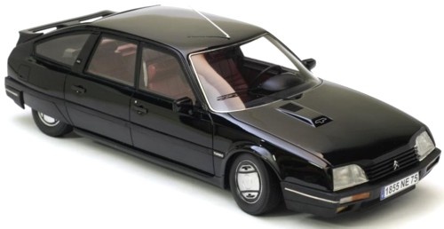 Модель 1:18 Citroen CX GTi Turbo II - black