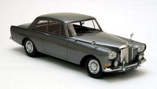 Модель 1:18 Bentley SIII Continental Mulliner Park Ward - pewter met
