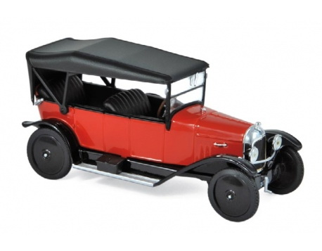 Модель 1:43 Citroen Type A - red