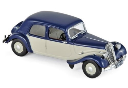 Модель 1:43 Citroen Light 15 - dark blue/cream