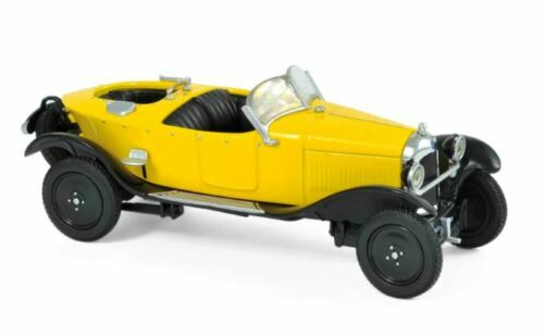 Модель 1:43 Citroen B2 Caddy - yellow