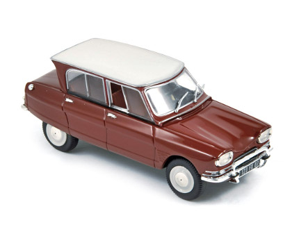 Модель 1:43 Citroen Ami 6 - cornaline red