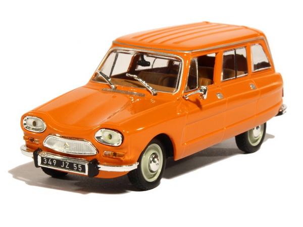 Модель 1:43 Citroen Ami 8 Break 1976 Tenere Orange
