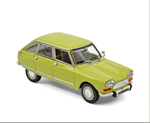 Модель 1:43 CITROEN Ami 8 Club 1970 Calabre Yellow