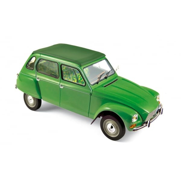 Модель 1:43 Citroen Dyane - tuileries green