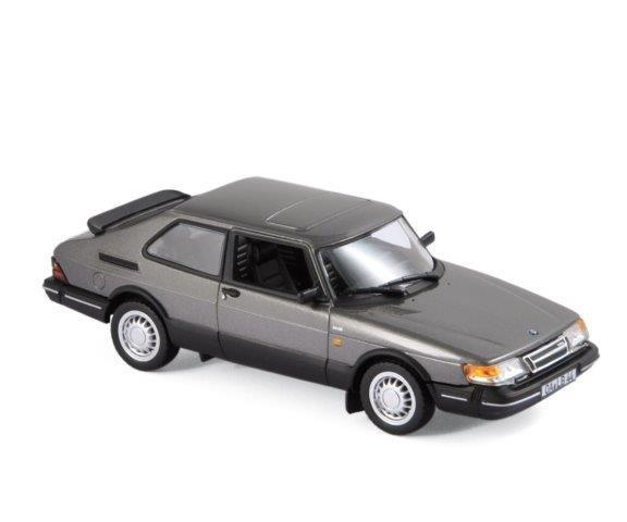 Модель 1:43 Saab 900 Turbo 16 Coupe - grey met