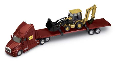 Модель 1:50 Caterpillar Rental Store - Kenworth T2000 Tractor