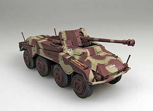 Модель 1:72 SD.KFZ.234/4 unidentified unit Western Front