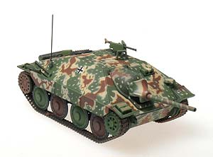 Модель 1:72 Hetzer (EARLY) ~Hilde ~ unident.unit NoveMesto Czechi April