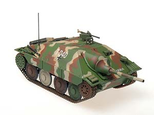 Модель 1:72 Hetzer (MID PROD) 2.Hungarian PD Balaton march