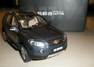 Модель 1:18 Chevrolet Captiva SUV