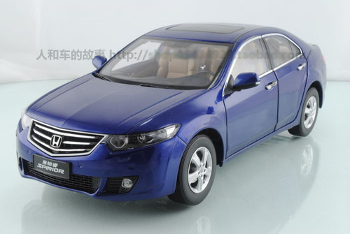 Модель 1:18 Honda Accord/Spirior - blue