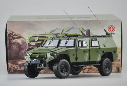 Модель 1:18 Dongfeng Mengshi Army Military