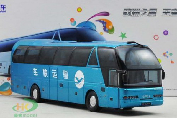 Модель 1:43 Neoplan Starliner Young Man JNP6127EA