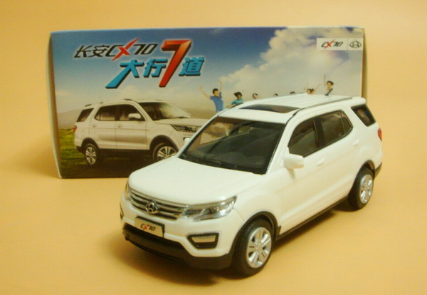 Модель 1:43 Changan CX70 SUV