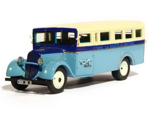 Модель 1:43 Citroen U23 Bus Torp?do 1946 La Salette/ Closed