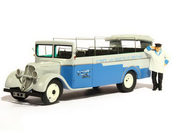 Модель 1:43 Citroen U23 Bus Torp?do 1946 La Salette/ Open