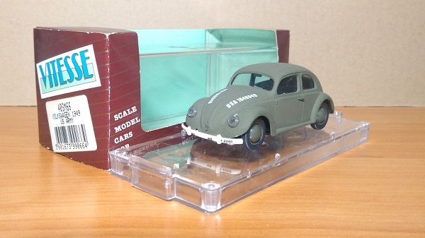 Модель 1:43 Volkswagen - BEETLE SEDAN U.S.Army