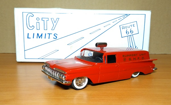 Модель 1:43 Chevrolet Estate