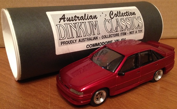 Модель 1:43 Holden Commodore VN SV 5000
